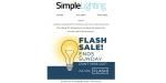 Simple Lighting coupon code