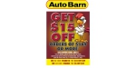 Auto Barn coupon code
