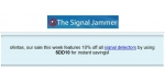 The Signal Jammer discount code