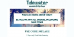 Tidewater discount code
