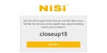 Nisi coupon code