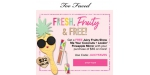 Too Faced discount code
