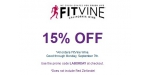 Fit Vine Wine discount code