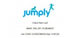 Jumply coupon code