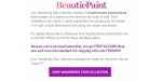 Beautie Paint discount code