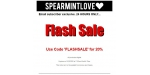 Spearmint Love discount code