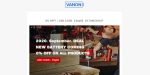 Vanon Batteries coupon code