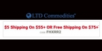 LTD Commodities coupon code