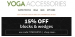 Yoga Accessories discount code