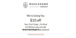 Wholesome Culture coupon code