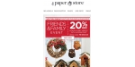 The Paper Store discount code