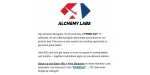 Alchemy Labs coupon code