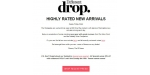 Different Drop coupon code