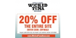 Wicked Tuna coupon code