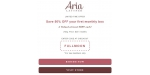 Aria Lattner coupon code