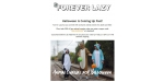 Forever Lazy discount code
