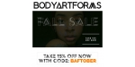 Body Art Forms coupon code