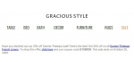 Gracious Style coupon code