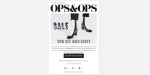 Ops & Ops coupon code