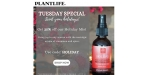 Plantlife coupon code