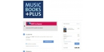 Music Books Plus coupon code