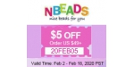 N beads coupon code