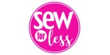 Sew for less