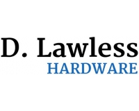 Get the best coupons, deals and promotions of D. Lawless Hardware