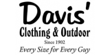 Davis Clothing & Outdoor
