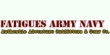 Fatigues Army Navy