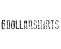 Get the best coupons, deals and promotions of 6 Dollar Shirts