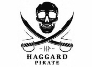 Haggard Pirate logo