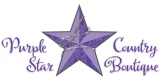 Purple Star Country Boutique