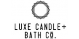 Luxe Candle + Bath