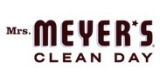 Mrs Meyers Clean Day