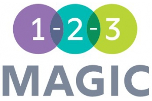 123 Magic logo