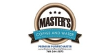 Master´s Coffee and Water