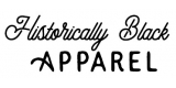 Historically Black Apparel
