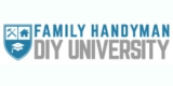 Family Handyman DIY University