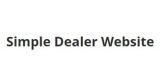 Simple Dealer Website