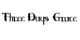 Three Days Grace Store