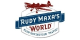 Rudy Maxas World