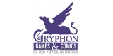 Gryphon Games and Comics
