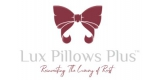 Lux Pillows PLus