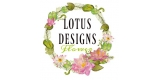 Lotus Designs Flowers