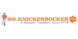 Mr Knickerbocker