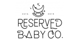 Reserved Baby