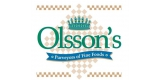 Olssons Fine Foods