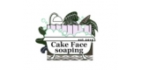 Cake Face Soaping