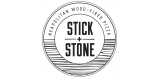 Stone And Stick